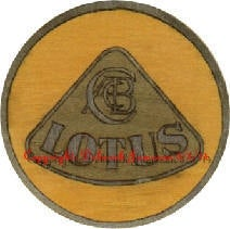 Image of Item No. 34.  (Lotus)  Your Logo or Trademark