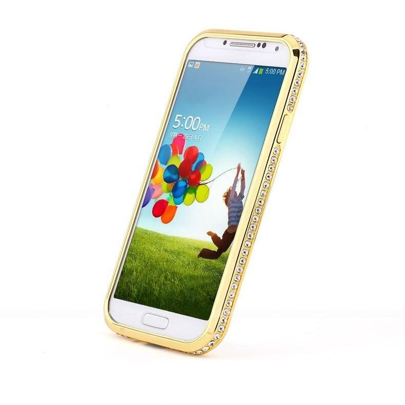 Image of Samsung S4 Case Diamond Bumper