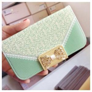 Image of Glam Lace Flip Case