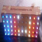 Image of Raspberry Pi PixelInvaders Starter Kit