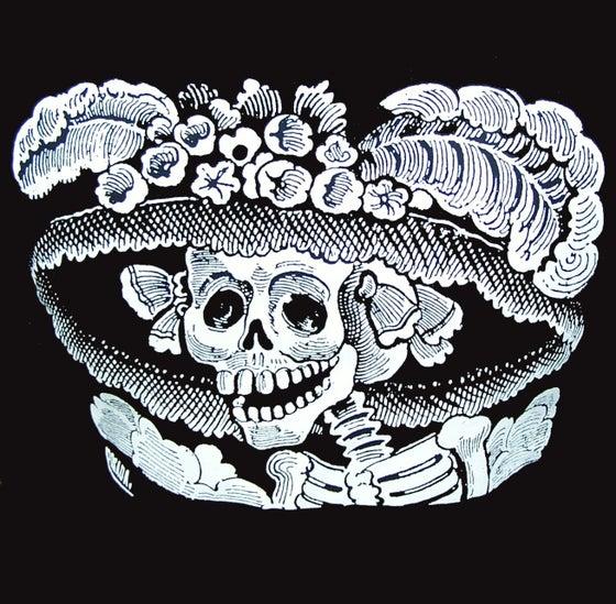 Image of La Calavera Catrina <br>T-Shirt