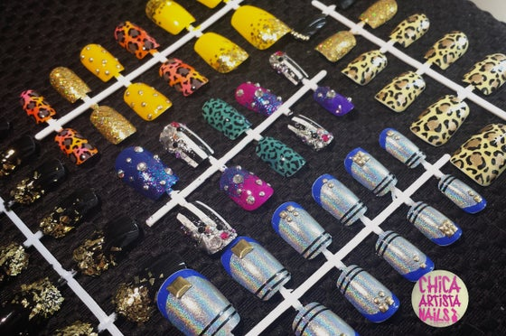 Image of Fun Nail Mix One