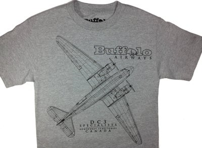 Image of advDC-3 Draft Tee