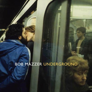 Image of Underground by Bob Mazzer (Published by Spitalfields Life Books)