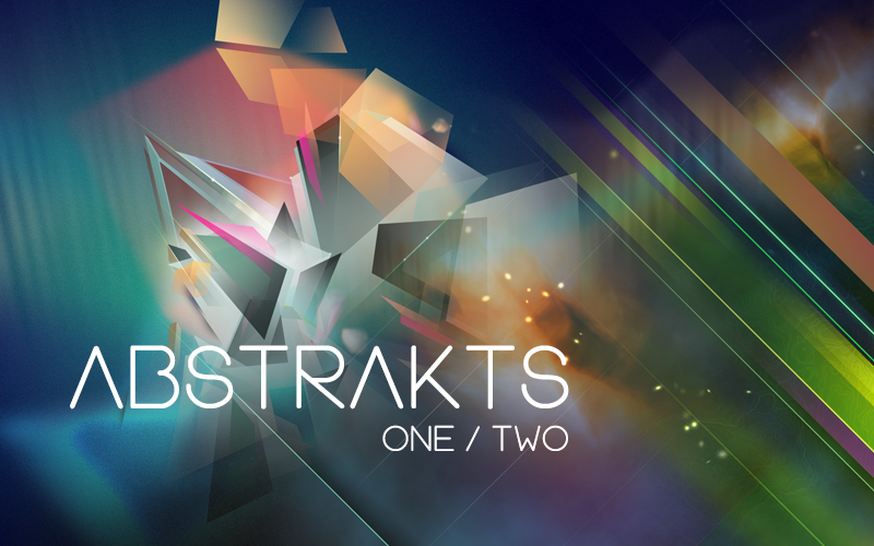 Image of Abstrakts One & Two
