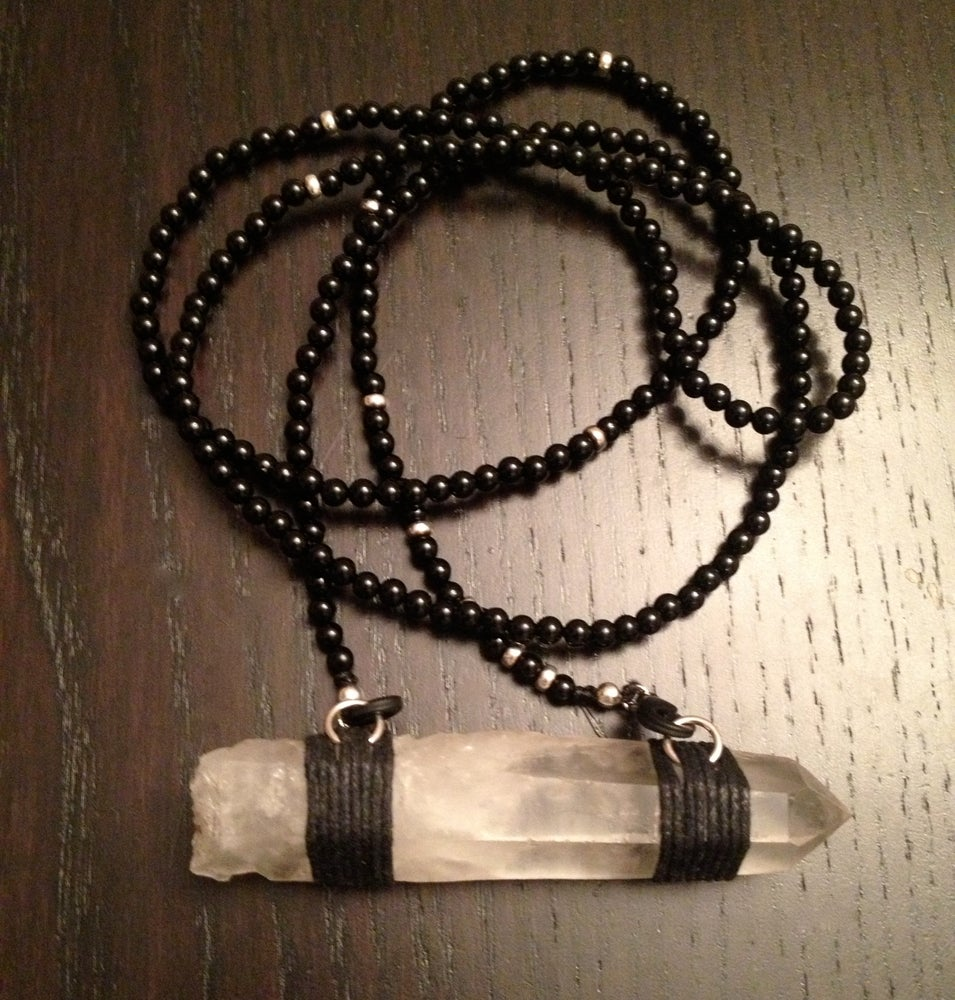Image of Long & Lean Infinity with Isis Crystal