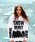 Image of SNOW BEAST SWEATSHIRT