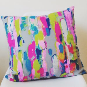 Image of Colour Drag 50x50cm cushion