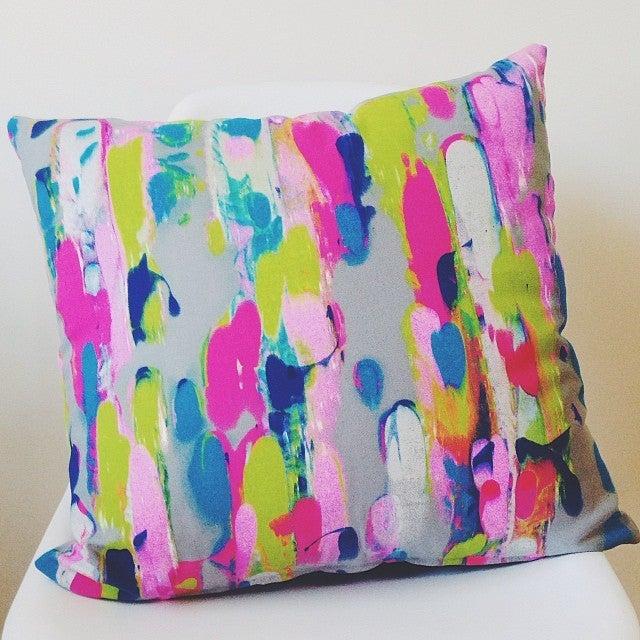 Image of Colour Drag 50x50cm cushion
