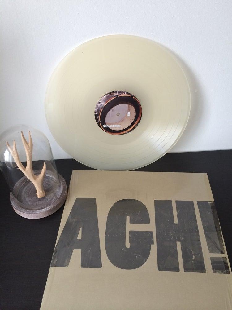 "Image of Vinyl LP 12"" : CHALLENGER! - AGH!"