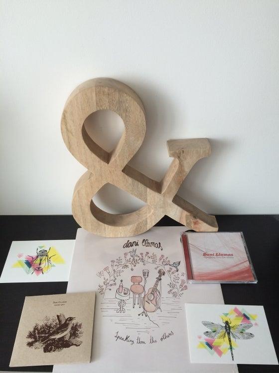 """Image of Vinyl LP 12"""" or CD : Dani Llamas"""