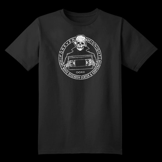 "Image of ""Scary Movie Research Center"" TeeShirt"