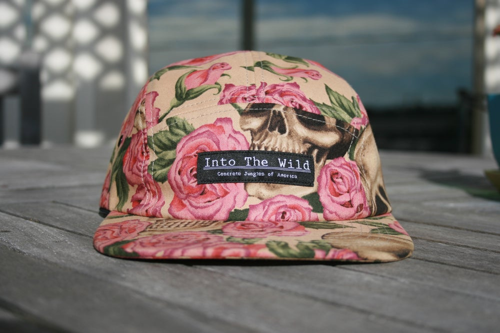 Image of Rest. In. Pieces. 5 Panel