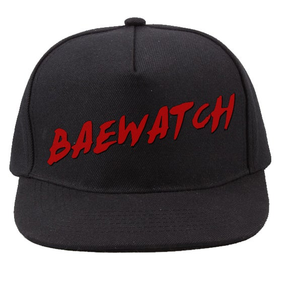 Image of 'Baewatch' Snapback