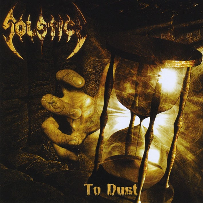 "Image of SOLSTICE ""To Dust"" CD"