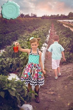 Image of Chic Magnifique Summer Dress