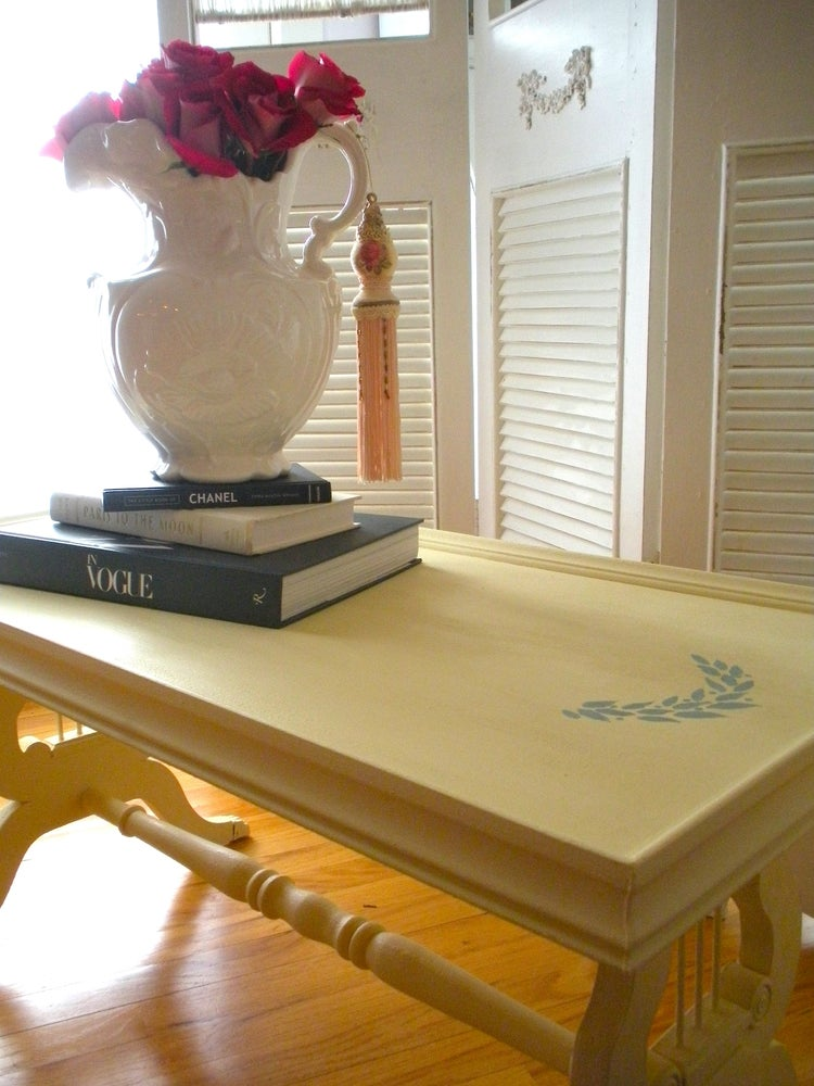 Image of Lyre Table