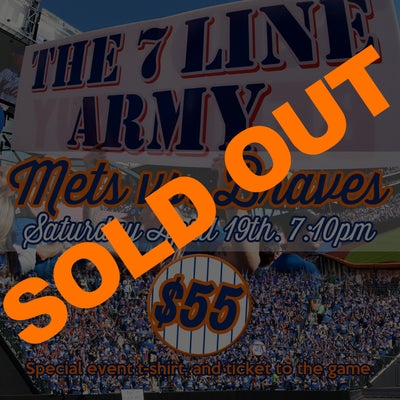 Image of The 7 Line Army (April 19th)