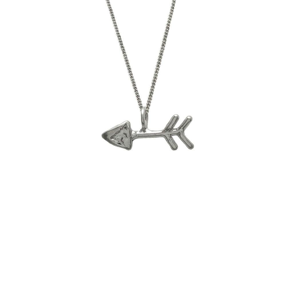 Image of Arrow Necklace 3D