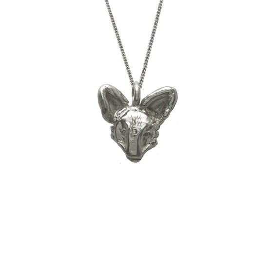 Image of Fox Necklace 3D