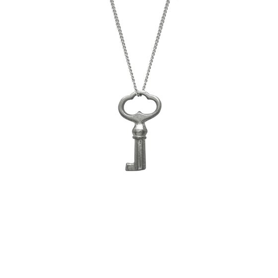 Image of Key Necklace 3D Small