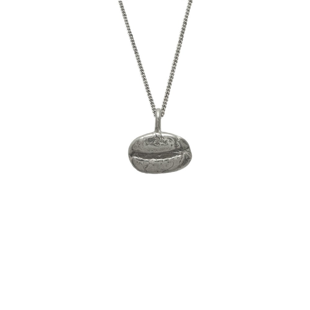 Image of Coffee Bean Necklace 3D