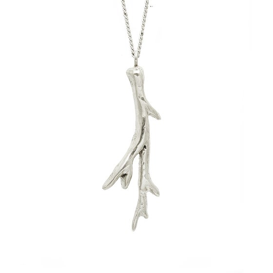 Image of TWN3D Twig Necklace 3D