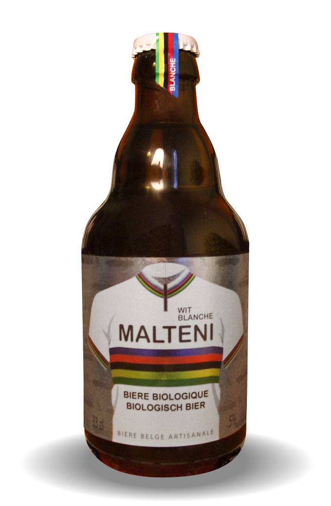 Image of Malteni White 33cl 6 PACK