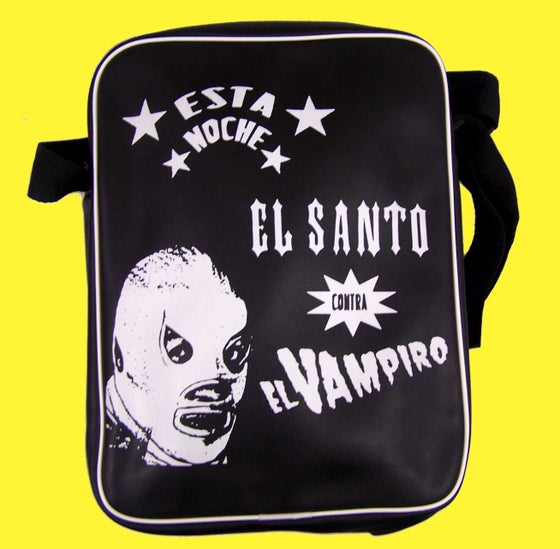 "Image of ""El Santo"" Shoulder Bag"