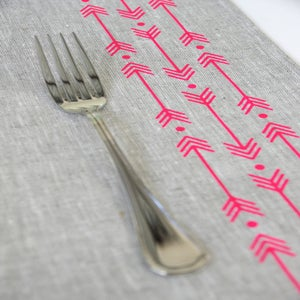 Image of Arrowlovers Linen Napkins {set of two}