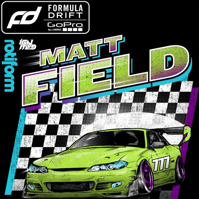 Image of Ignited x Matt Field x Drift Cave