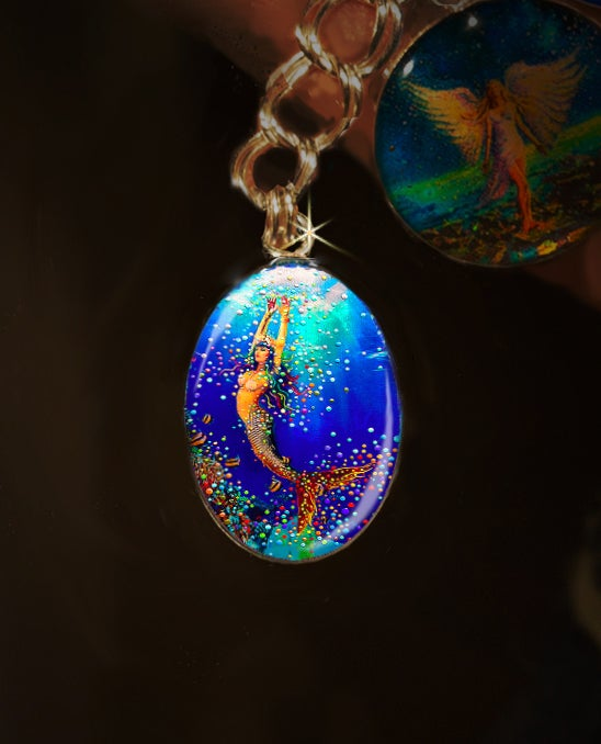 Image of Mermaid Power Dream Charm - Experience power dreams every night