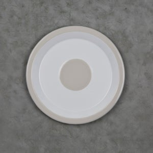 Image of Enamel Plate SAND GREY 18cm