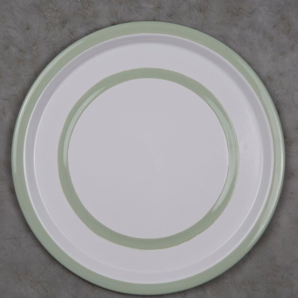 Image of Enamel Plate 24cm