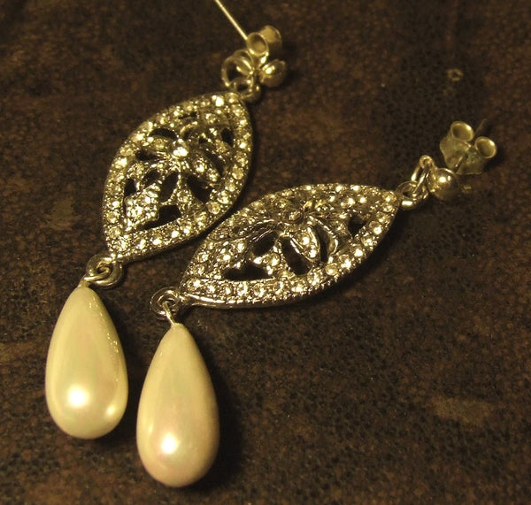 Lara Earrings - Laura Pettifar Designs