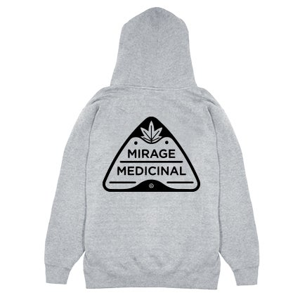 Image of MM Hoodie - Gray