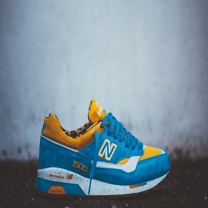 Image of New Balance 1500 x UNDFTD x LaMJC x Colette