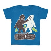 Image of KIDS - Bigfoot vs Yeti