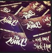 Image of Tha Zom'B/EastCoast Sick-Hop Sticker Pack!