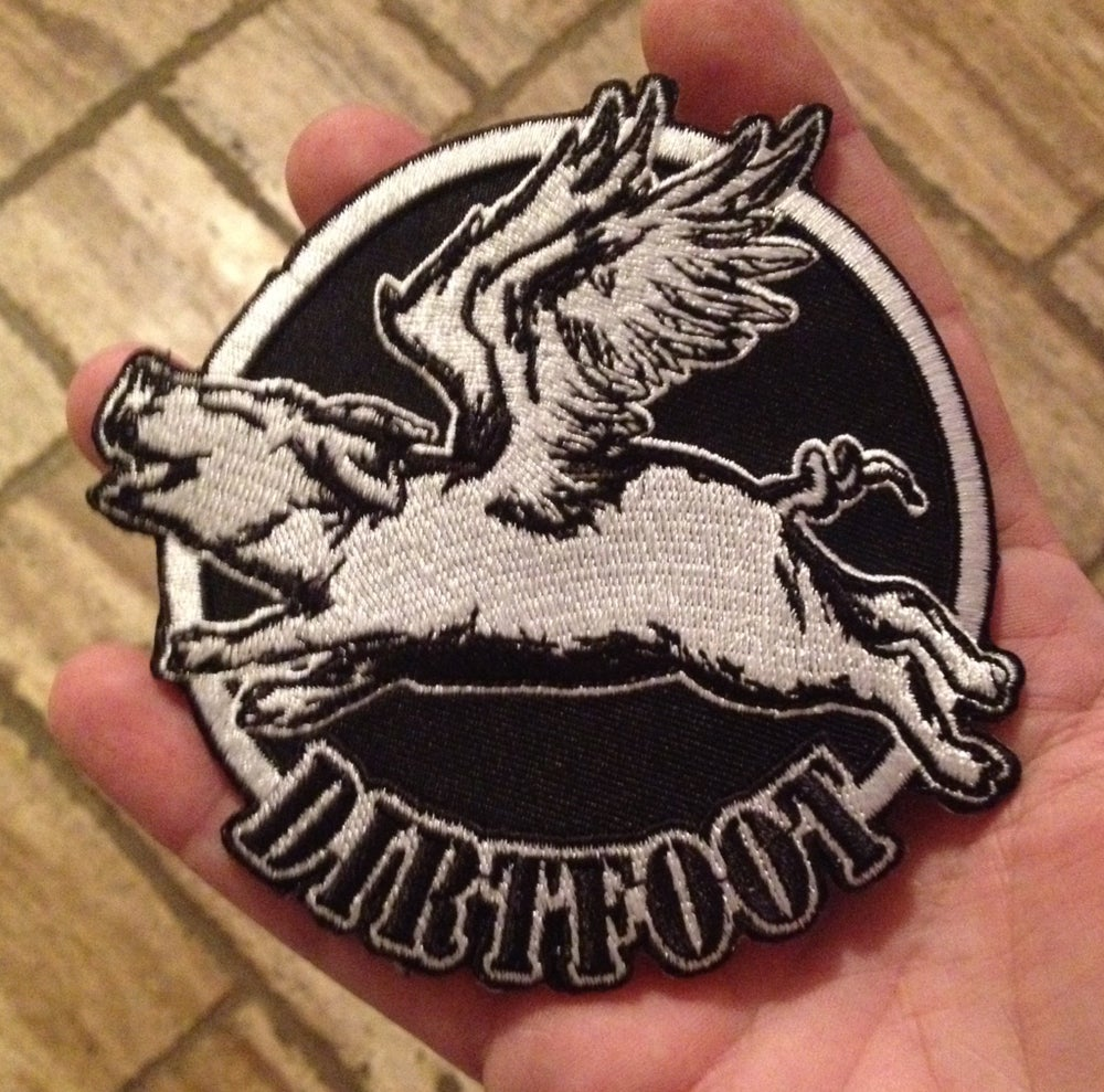 Image of Dirtfoot Flying Pig Patch