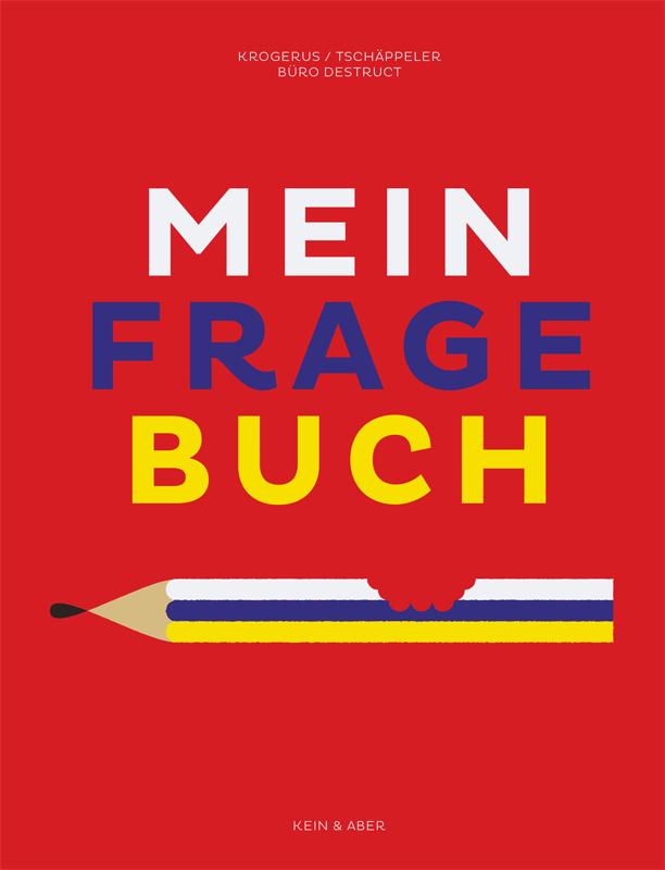 Image of Büro Destruct - Mein Fragebuch (Kinderfragebuch)