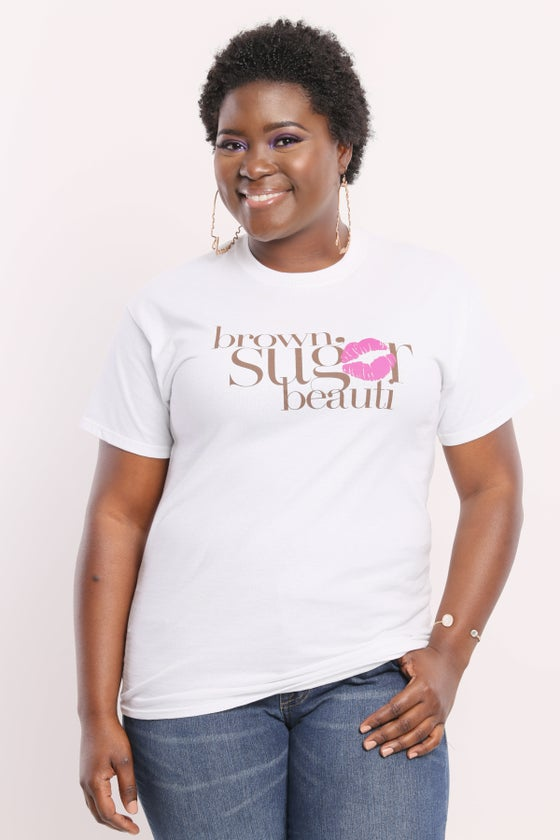 Image of Raspberry Kiss Tee