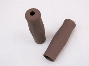 Image of Cafe Racer Grips - Coke Bottle Grips 7/8""