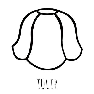 Image of Tulip Lampshade Frame