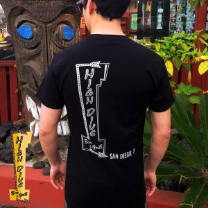 Image of Men's High Dive T-Shirt