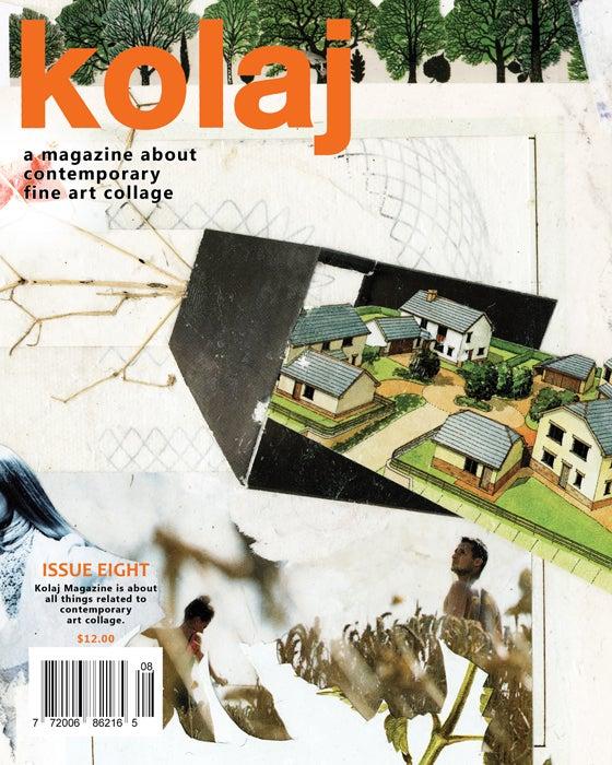 Image of Kolaj - Issue Eight