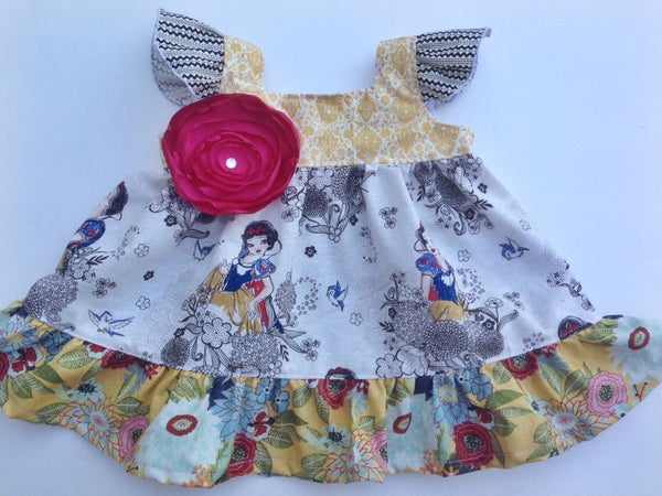 Image of Snow White Tunic