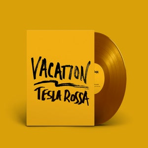 "Image of VACATION 7"" Clear Gold Vinyl *Limited Edition*"