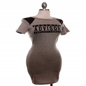 Image of Parental Advisory Dress