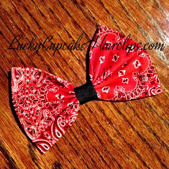 Image of Annie Bandanna Bow